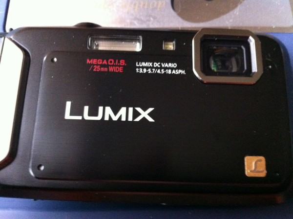 Panasonic DMC-FT20
